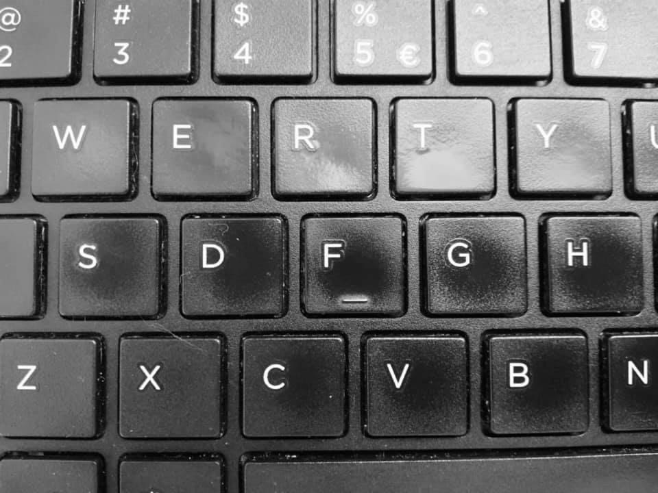 Keyboard Copyright Pure Photography